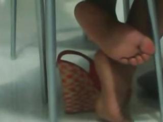 swarthy mall feet
