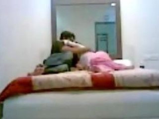 indian pair sex in bedroom hidden webcam scandal