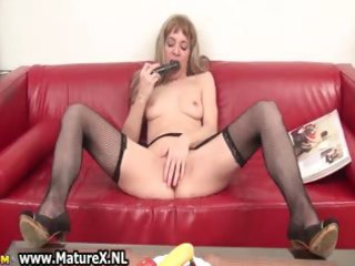 obscene older wife t live without to stick a sex