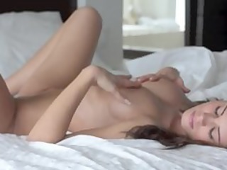 dark brown solo masturbation on bigbed