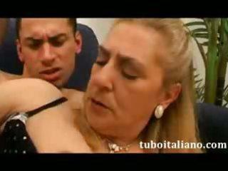 mom tromba figlio italian dilettante