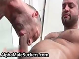 very hardcore homosexual fucking and engulfing