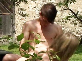 wicked twinks expiriencing outdoor sex