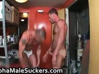 outstanding homo hardcore fucking and engulfing