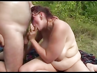 plumper outdoor oral-stimulation