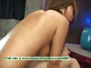 romihi nakamura superb chinese hotty receives a