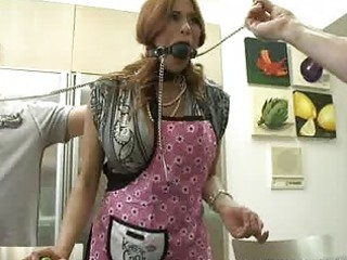 housewife wench shiela marie roped and screwed