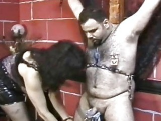bitch gagged and terrified