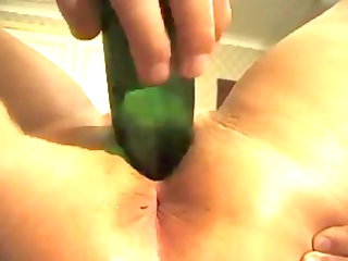 perverted golden-haired sucks,gets drilled with