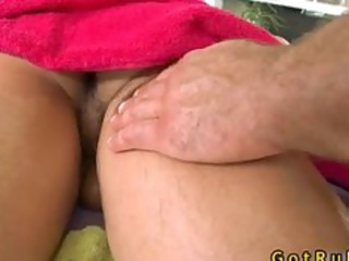 latin hunk receives rimmed and drilled part6