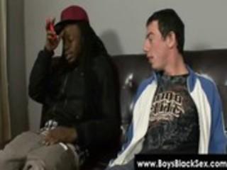 blacks thugs breaking down sissy white lads 14