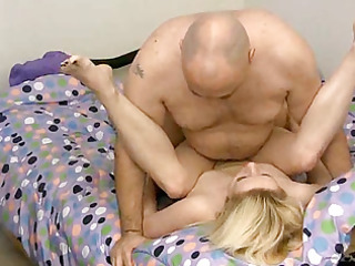 saucy blonde amateur donna acquires juicy crack