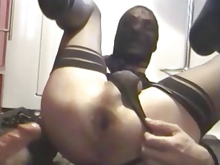 anal extrem games in nylons