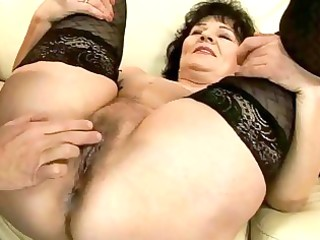 lewd granny getting drilled gorgeous hard