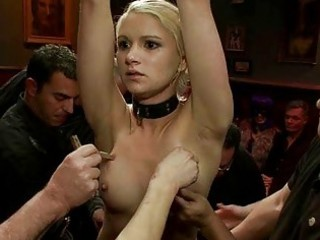 extraordinary dream of cutie tied and double