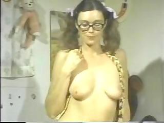 vintage nerdy girl