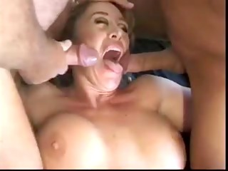 mature with big tits acquires 11 schlongs
