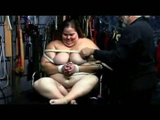 supplementary big lady bound up