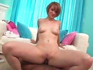 fuckable faith daniels dribbles her creampie out