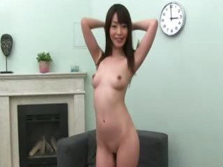 chinese hotty can unfathomable fucking on daybed