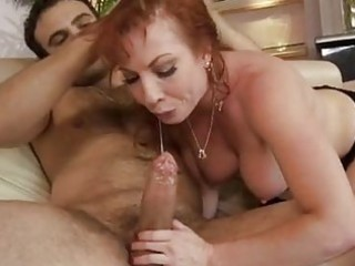 redhead rutter brittany oconnell works her magic