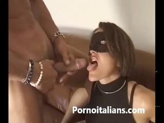 non-professional italian - coppia porcella