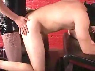 5 mistresses jock fuck slaveboy