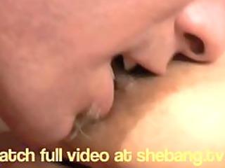 shebang.tv - scarlett march & james blaine