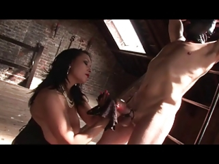 :- british femdom - domina is in charge -:ukmike
