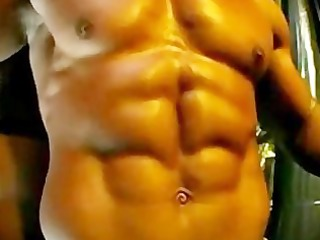 receive your kink on!-muscle worship #1