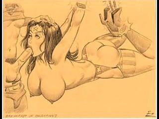 giant breast chicks engulfing comics