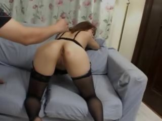 oriental gangbang from tokyo in a hotel room