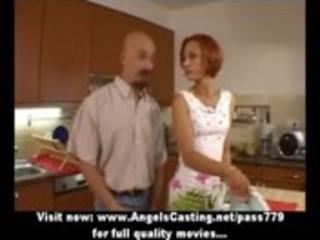 dilettante astonishing redhead hawt wife talking