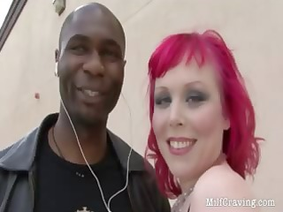 nasty d like to fuck acquires her pierced wet