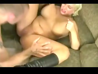 mature busty mama receives pounded
